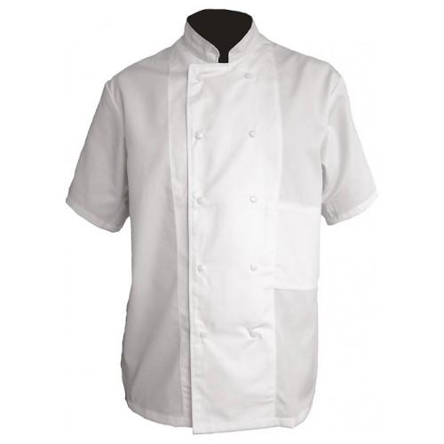 Veste pour les cuisiniers et/ou leurs apprentis