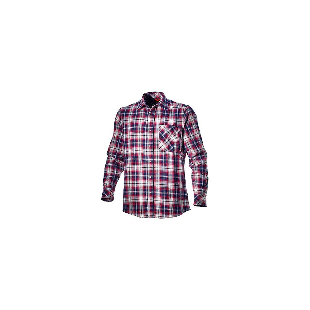chemise flanell diadora chemise manche longue flanelle. Black Bedroom Furniture Sets. Home Design Ideas