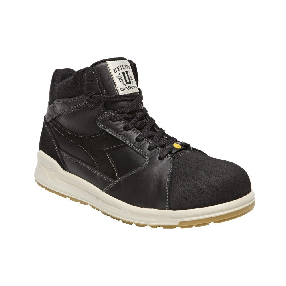 d jump hi chaussures de securite diadora. Black Bedroom Furniture Sets. Home Design Ideas