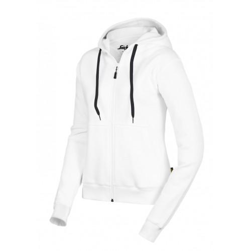 Sweat shirt à capuche zippé pour femmes Snickers 2806