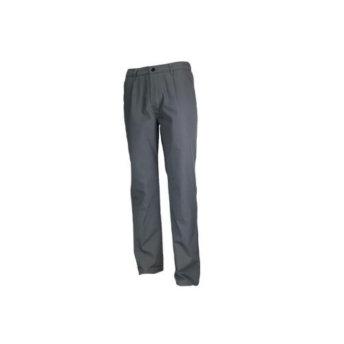 Pantalon de cuisine polyester coton élastique