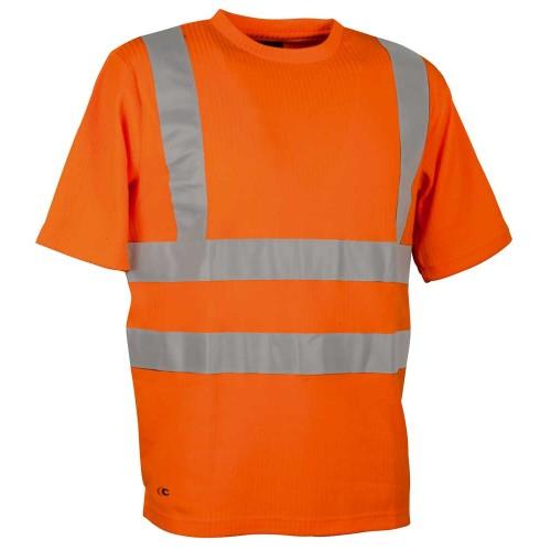T-shirt HV ALERT de chez COFRA