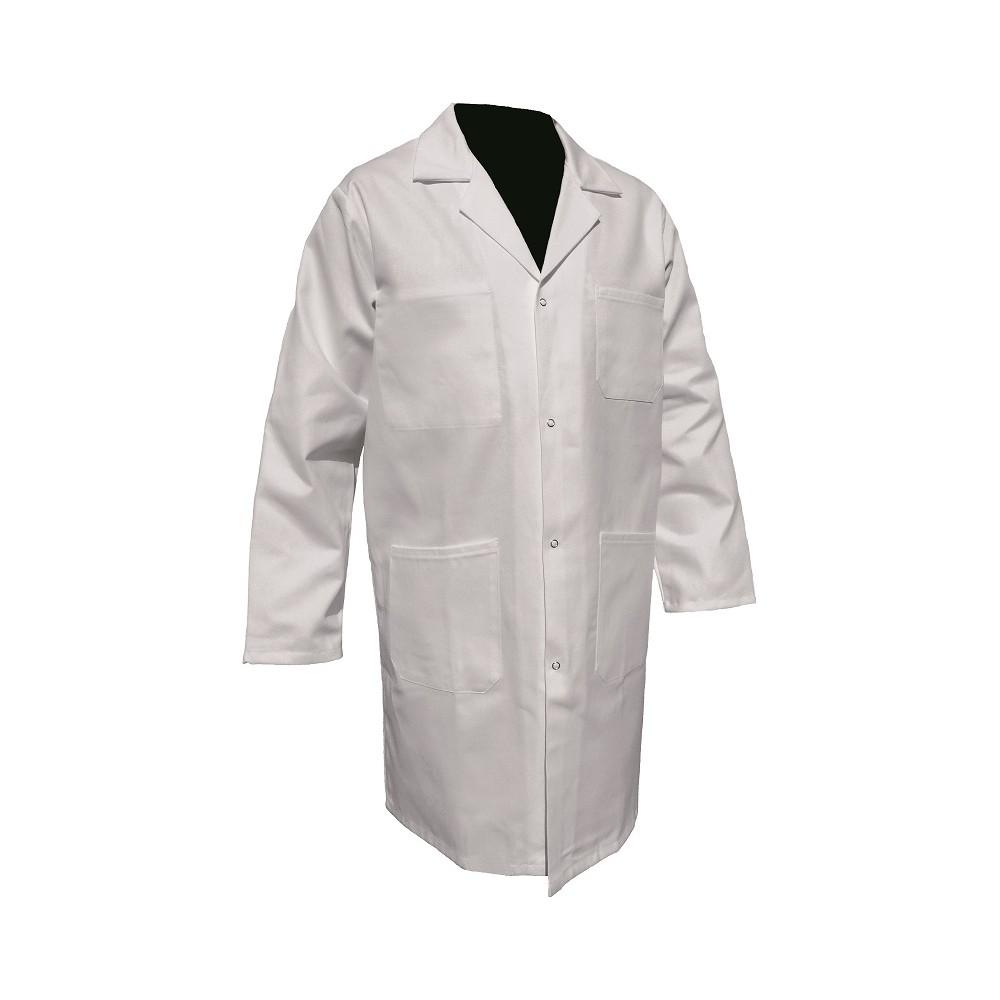 blouse pression laboratoire blouse homme blouse 100 coton. Black Bedroom Furniture Sets. Home Design Ideas