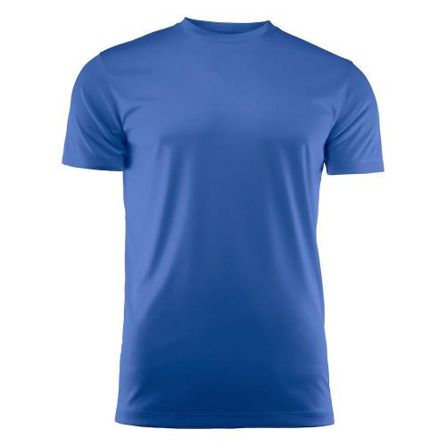 T-shirt col rond, RUN