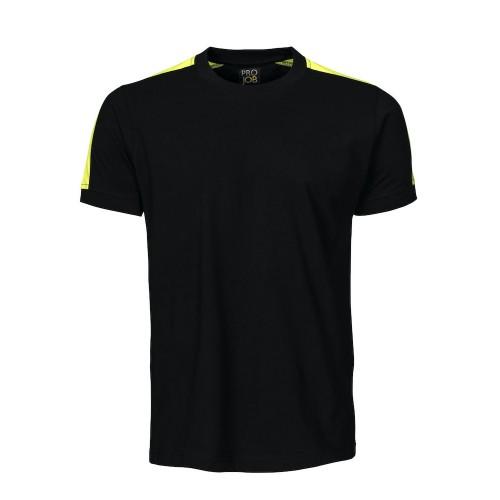 T-shirt avec bandes réfléchissantes