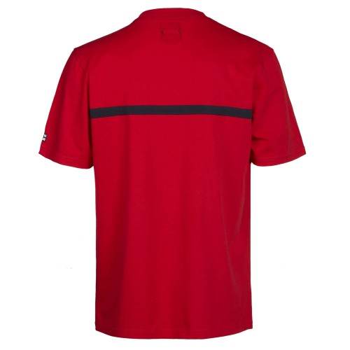 T-shirt d'intervention incendie, Bond