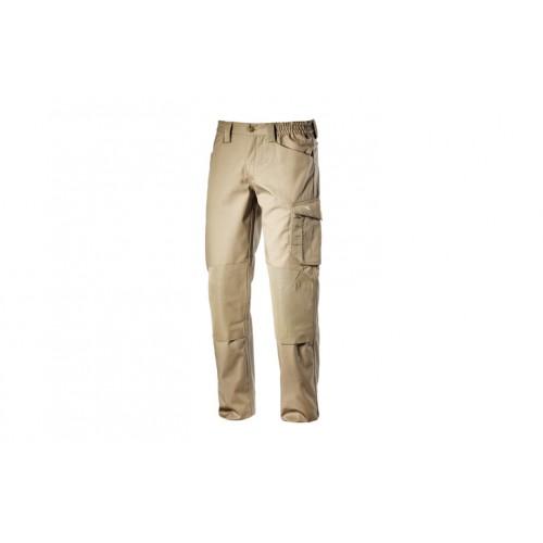 Pantalon avec poches genoux Diadora