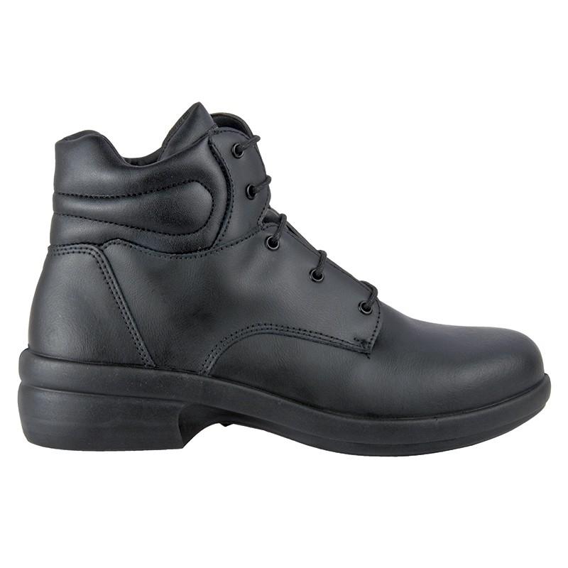 nouvelle arrivee 52328 4f2a1 chaussure de sécurité haute femme - chaussure cofra femme - Lorely