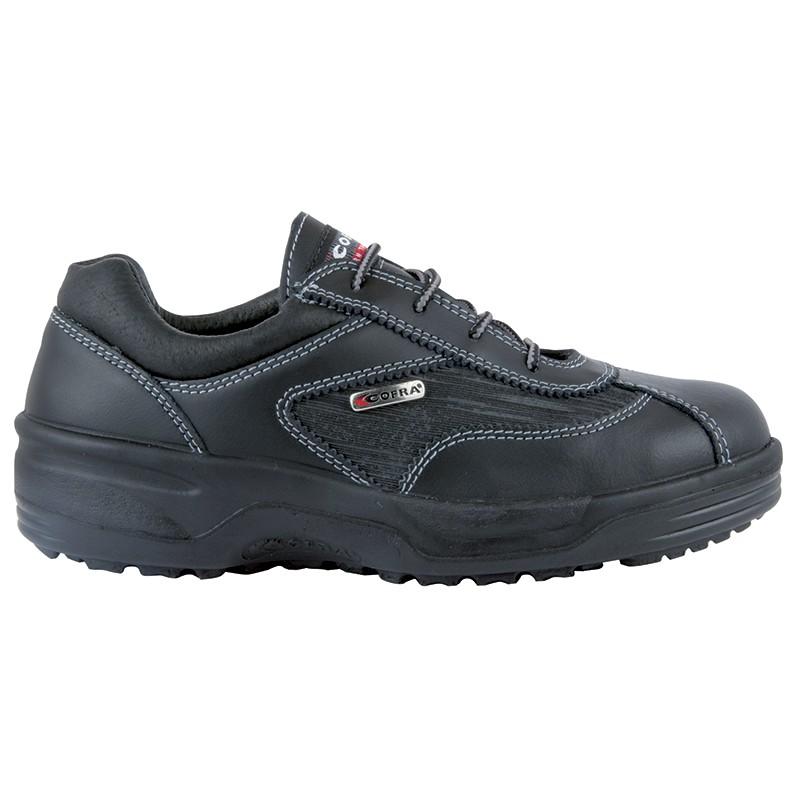 7176478ff2344f chaussure de sécu femme s3 - chaussure cofra femme - SOPHIE BLACK S3