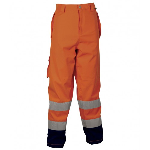 Pantalon HV REFLEX COFRA