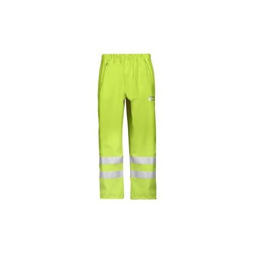 Pantalon de pluie Haute Visibilité SNICKERS