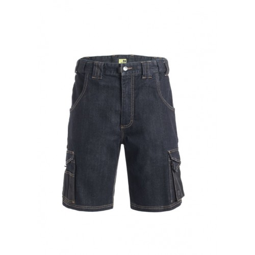 Short en jean Heinkel, North Ways