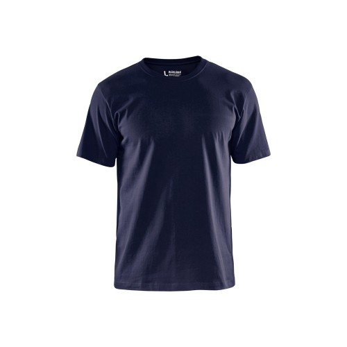 T-shirt col rond, Blaklader