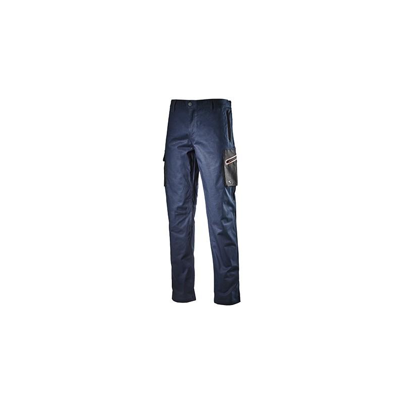 Pantalon cargo stretch, Diadora