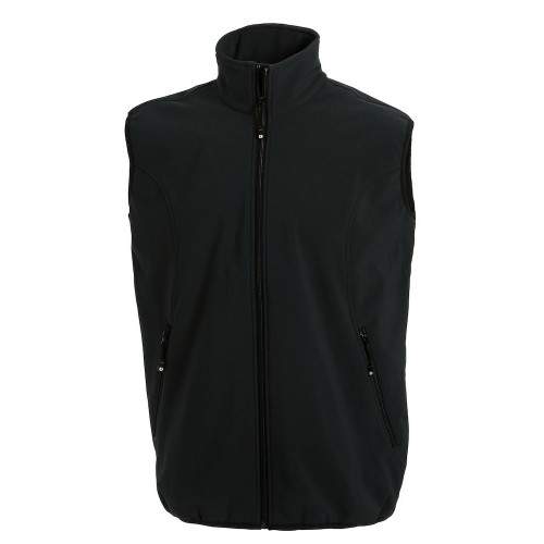 Gilet softshell sans manches