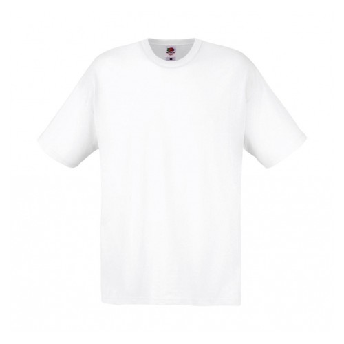 T-shirt 100% coton Fruit of the loom