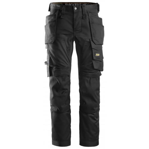 Pantalon de travail stretch avec poches holster.