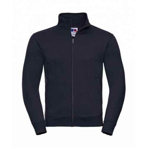 Sweat jacket coupe droite