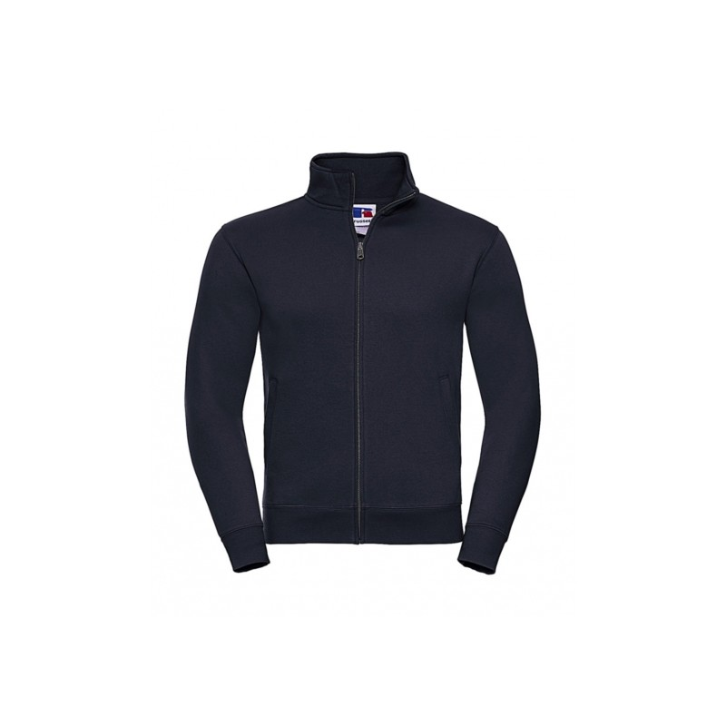 Sweat jacket coupe droite