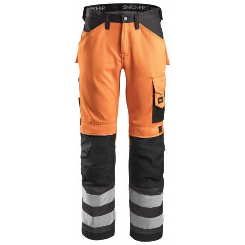 Pantalon de travail haute visibilité, Snickers