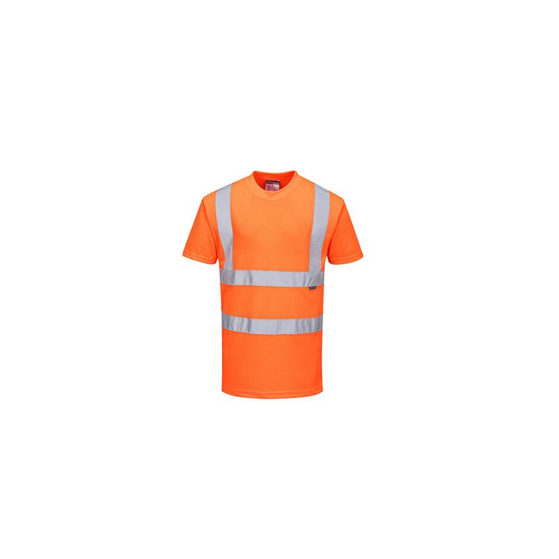 tee shirt hv orange