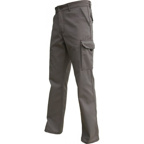 Pantalon noir ou gris gamme TYPHON